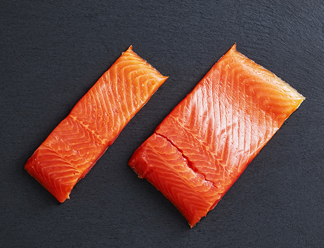 Fish Fillets & Salmon